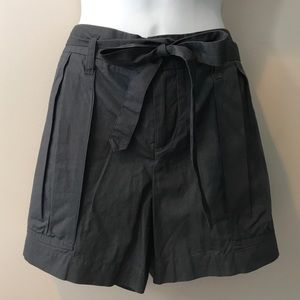 """Mossimo gray cotton shorts. Size 8. 13"""" long"""
